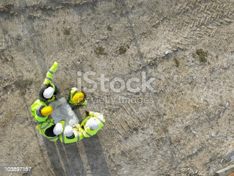istock Construction worker 103897157