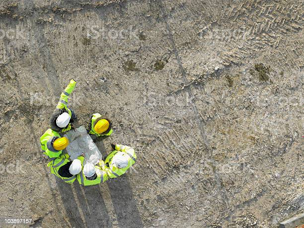 Bauarbeiter Stockfoto und mehr Bilder von 30-34 Jahre