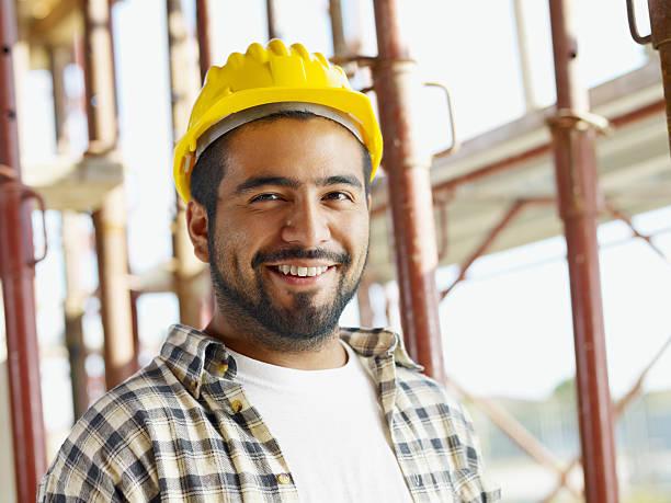 建設作業員 - 建設作業員 ストックフォトと画像