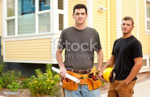 istock Construction Worker 185253322