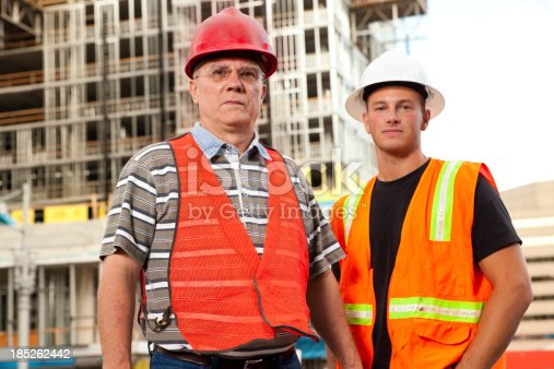 istock Construction Worker 185262442