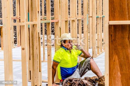 istock Construction worker 496036738