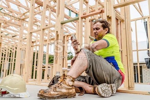 istock Construction worker 496036796