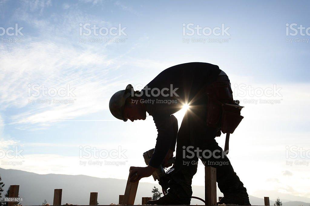 Bauarbeiter – Foto