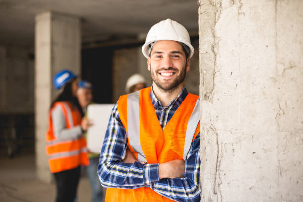 construction worker - builders stock photos and pictures