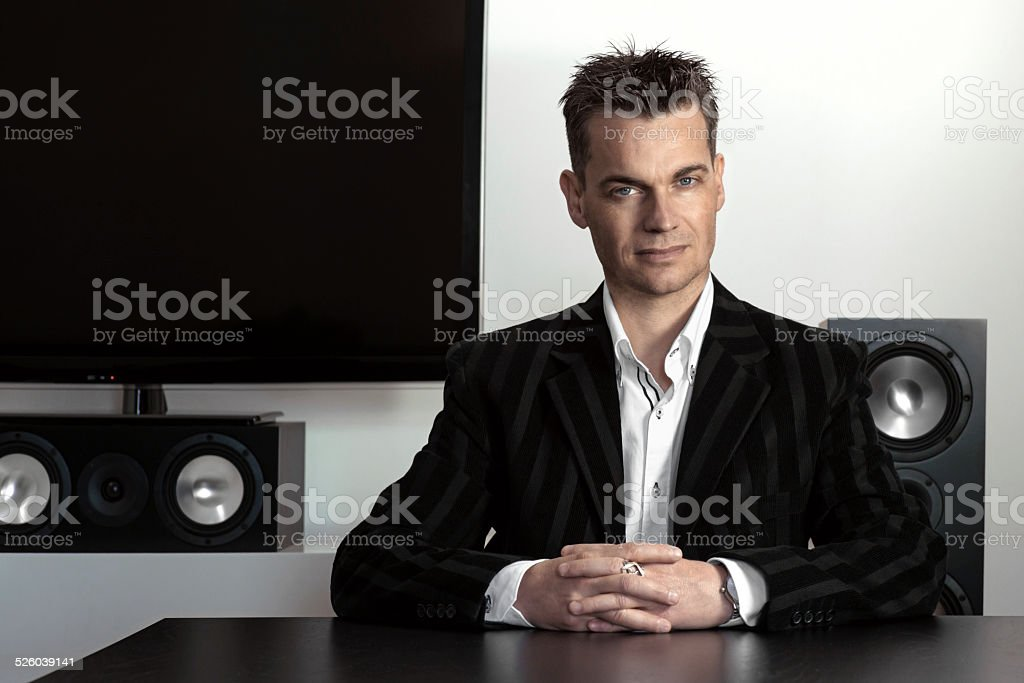 Consulente stock photo