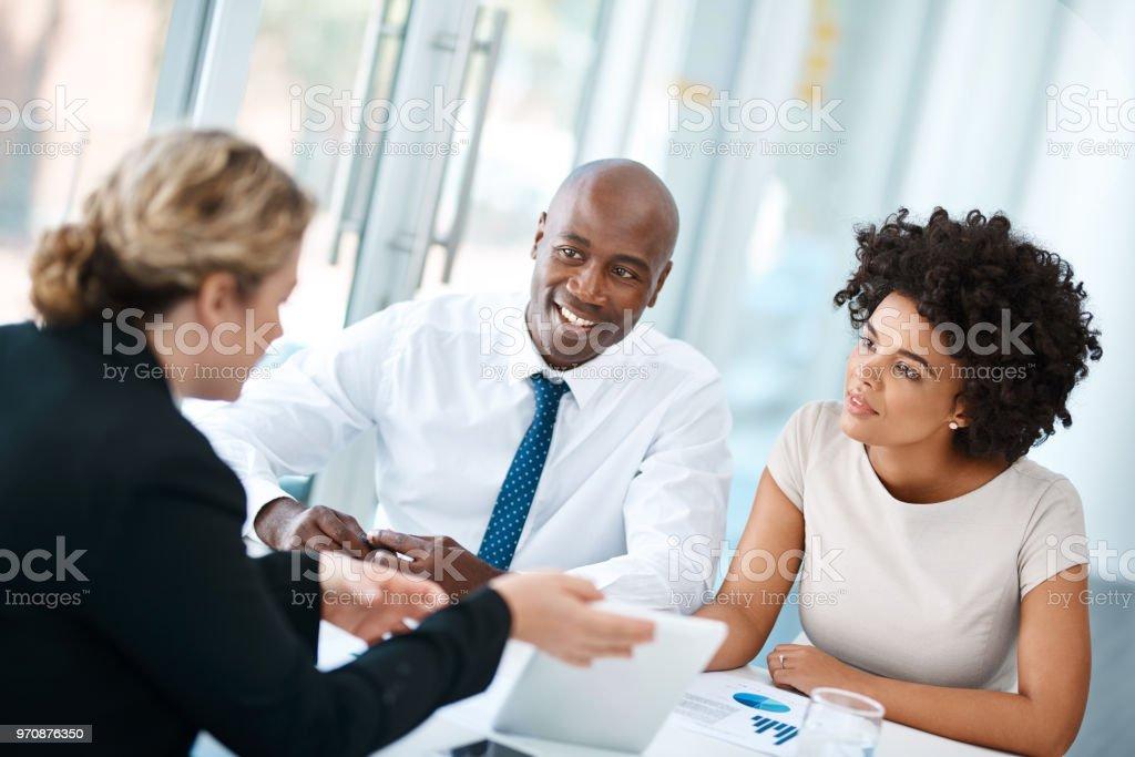 Consultation avec un client? Il y a une app pour ça - Photo
