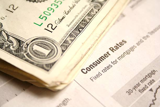 consumer rates - rates stock photos and pictures