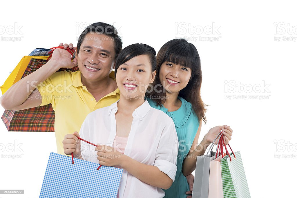 Consumerism stock photo