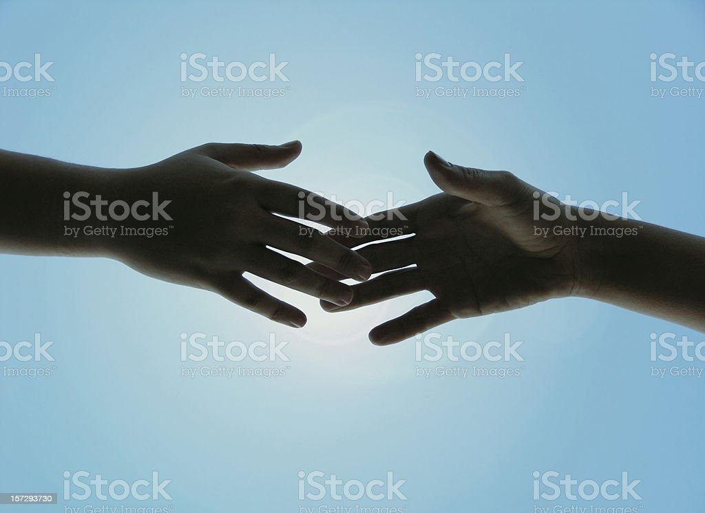 contact me royalty-free stock photo
