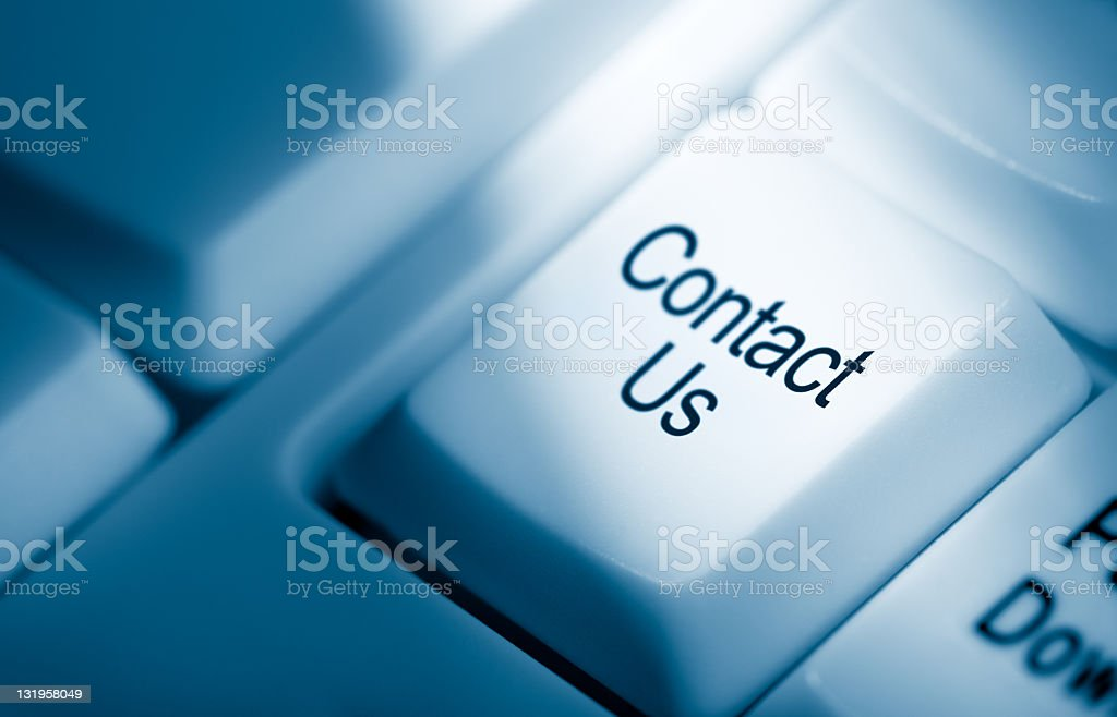Contact Us - Royalty-free Assistance Stock Photo