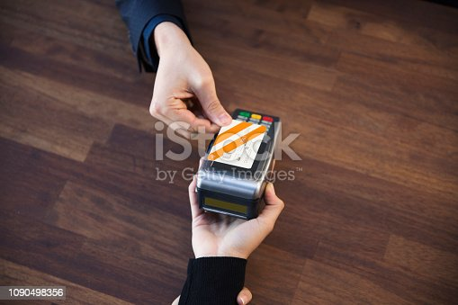 178974134istockphoto Contactless Card Payment 1090498356