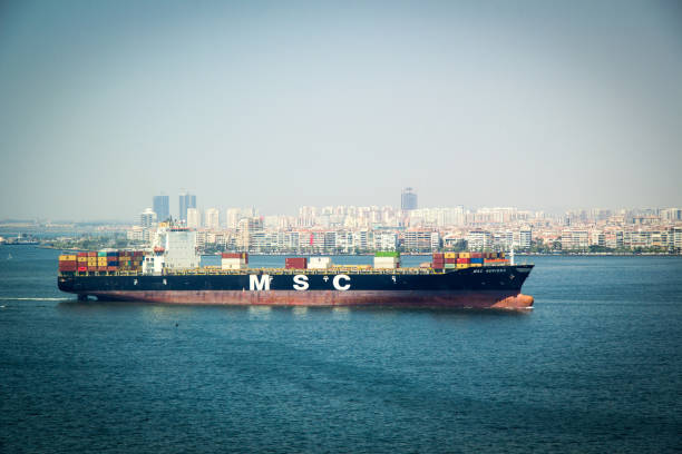 Best Mediterranean Shipping Company Stock Photos, Pictures & Royalty