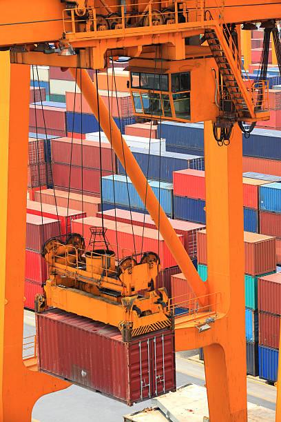 Container Bewegungsfreiheit – Foto