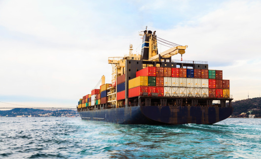 637816284 istock photo Container ship 174753899