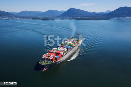 istock Container Ship 175259975