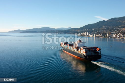 istock Container Ship 183238611