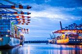 istock Container Terminal 148992794