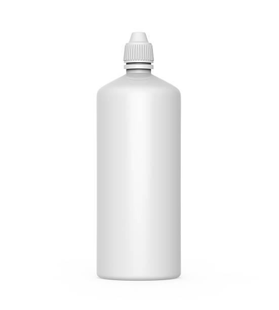 container pflegen gläser - illustration optician stock-fotos und bilder