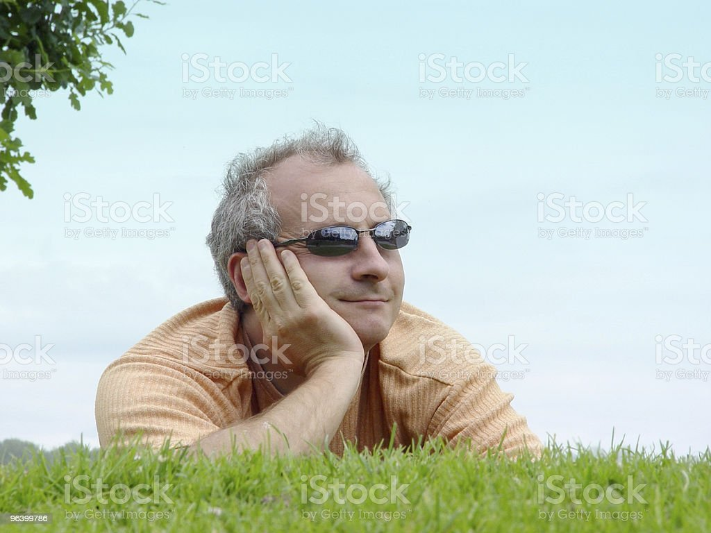 Contemplating - Royalty-free Adult Stock Photo