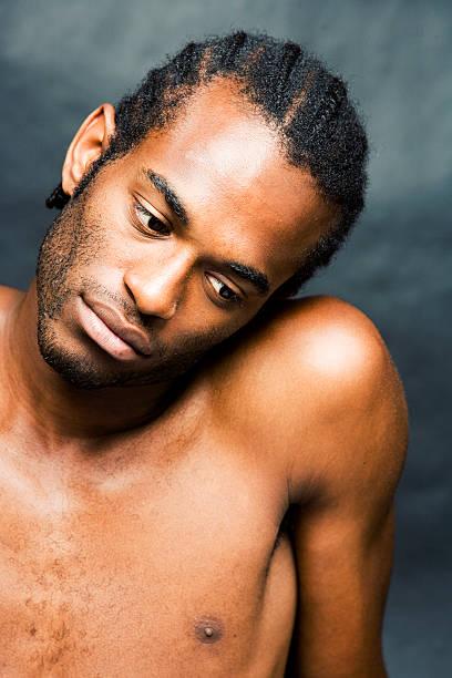 betrachtung - ghana zöpfe stock-fotos und bilder