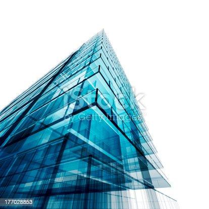 istock Contemporary architecture 177028853