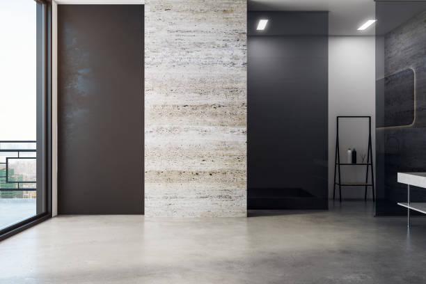 Modernes Badezimmer Innenraum – Foto