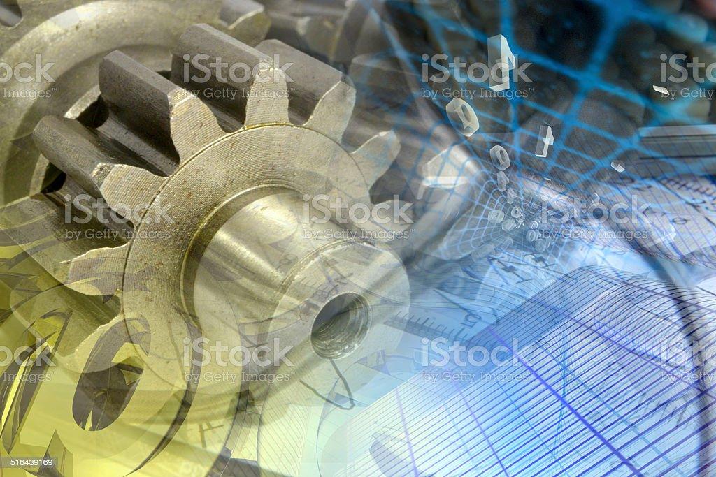 Moderne business Lizenzfreies stock-foto