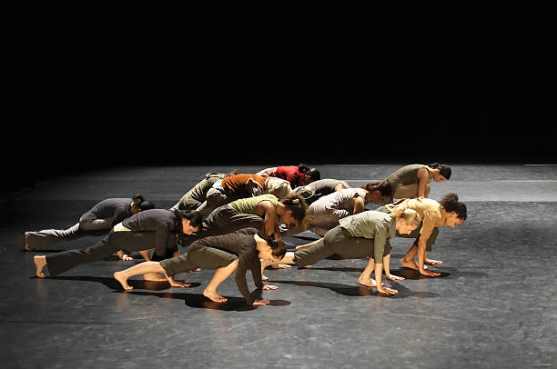 Contemporary dance – Foto