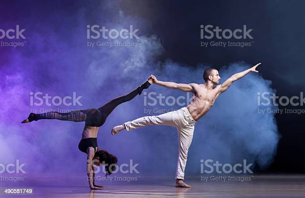 Contemporary Dance Stock Photo - Download Image Now
