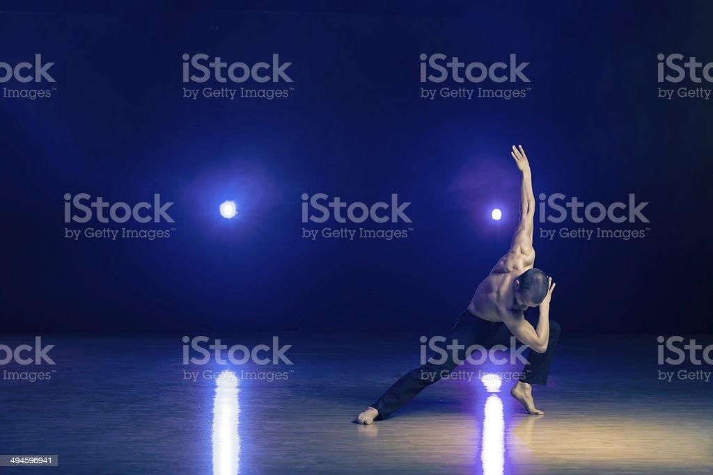 Contemporary Dance stock photo
