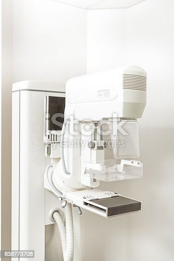 istock Contemporary device for scan in room 638773708