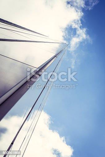istock contemporary glass skyscraper 850961888
