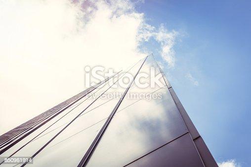 istock contemporary glass skyscraper 850961914