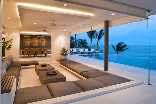 Contemporary Island Villa