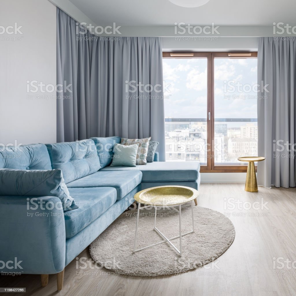 Contemporary Living Room Stock Photo Download Image Now Istock