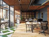 istock contemporary loft office 1208763227