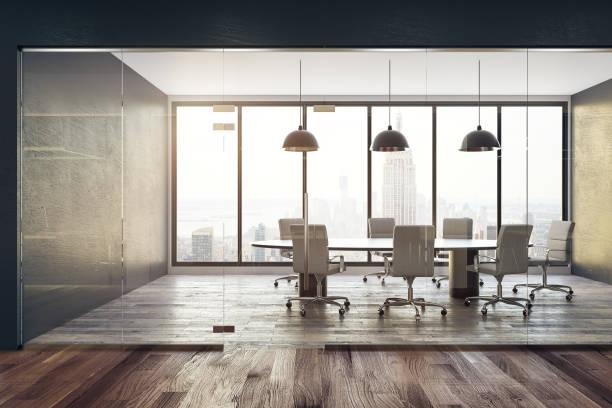 Moderne Meetingraum – Foto