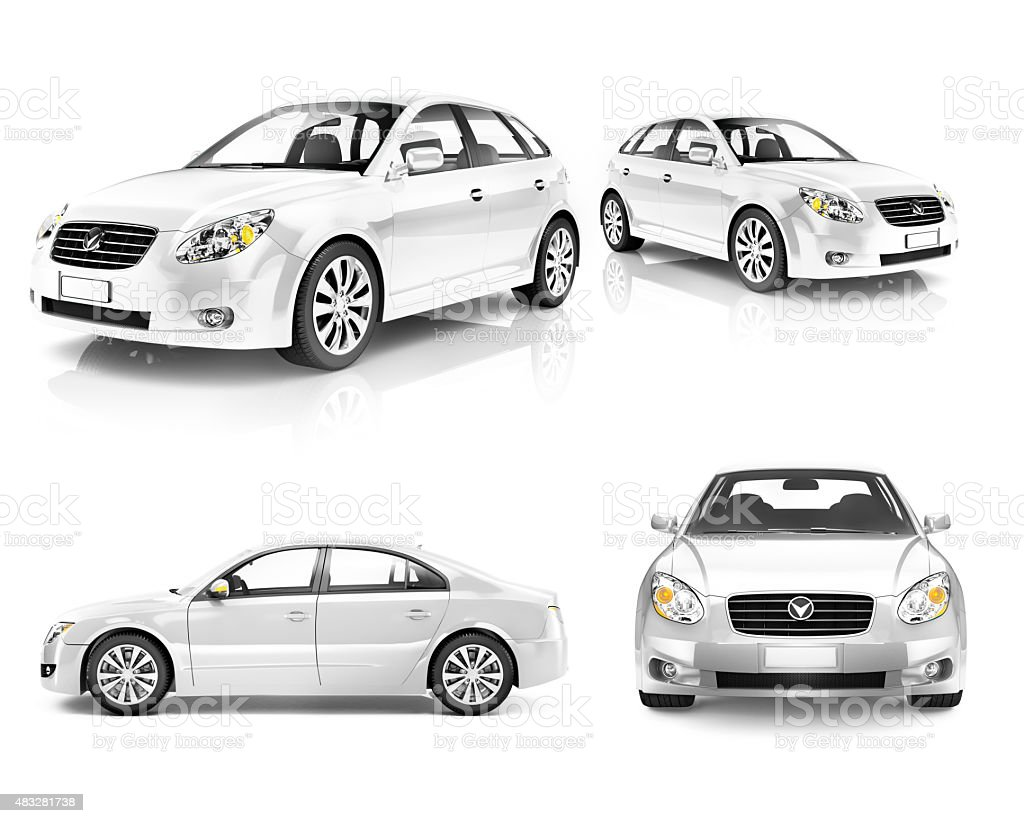 Contemporary Shiny Luxury Transportation Performance Concept stock photo