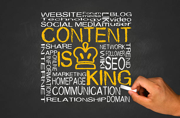 Image result for content is king