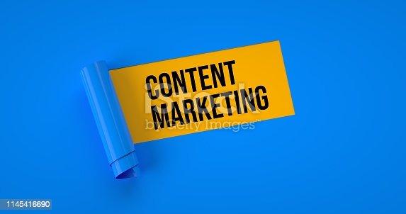 654055650 istock photo Content Marketing 1145416690