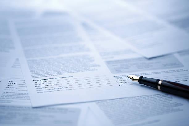 契約の - 契約 ストックフォトと画像