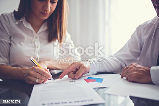 672116416istockphoto Contract signing 538070474