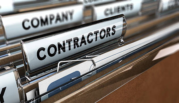 contractors database - independence stock photos and pictures