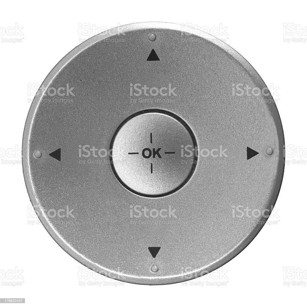 Control Dial royalty-free stock photo