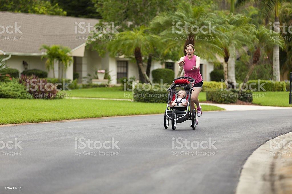 Control Issues - Royalty-free Active Lifestyle Stock Photo