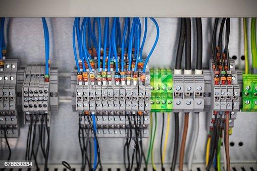 istock control panel 678830334