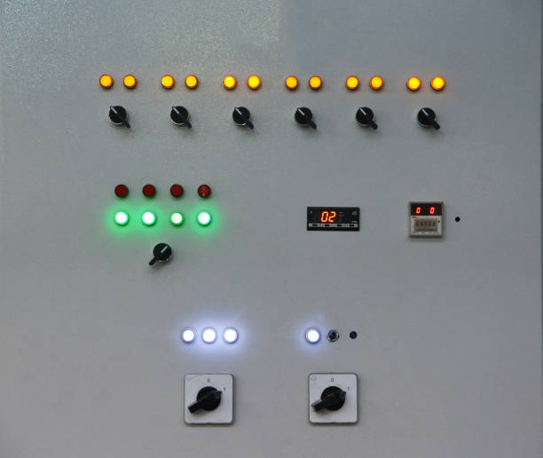 control panel - control panel stock photos and pictures