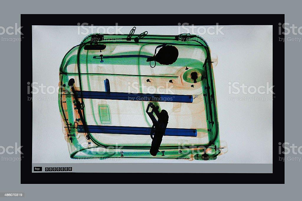 Kontrolle Koffer – Foto