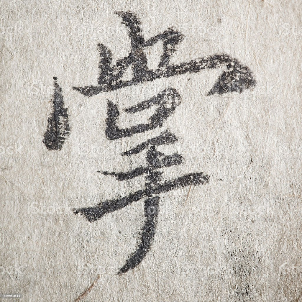 Control-in chinese royalty-free stock photo